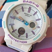 Casio Baby-G Vjestacki materijal 41mm Bjel