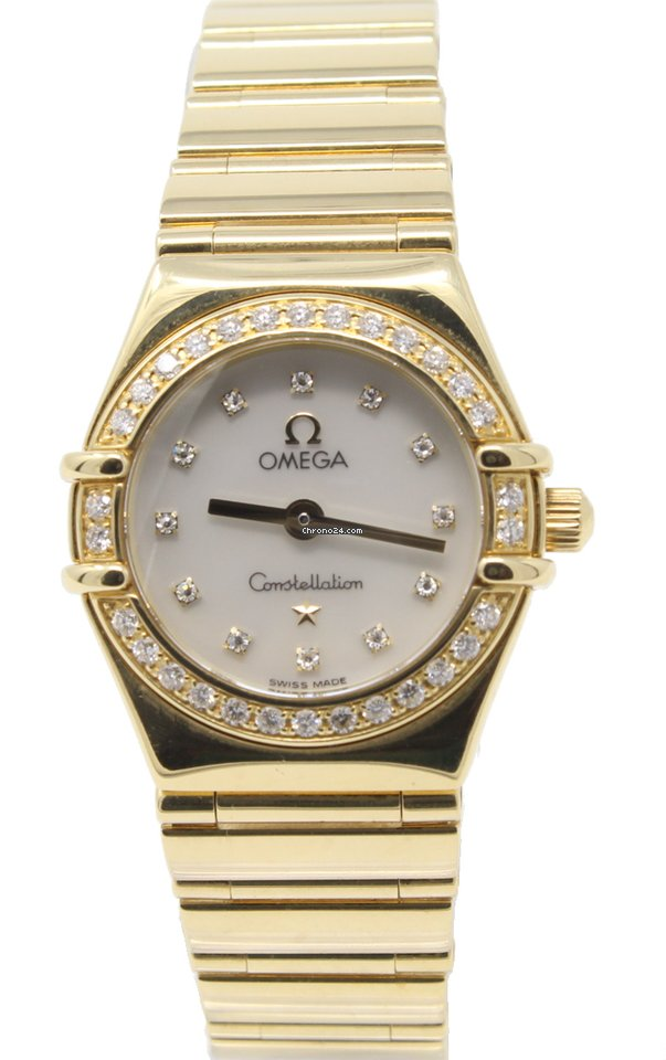 Omega Constellation 1167.75.00 2011 pre-owned