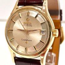Omega Constellation 14393/4 Zeer goed Geelgoud 35mm Automatisch