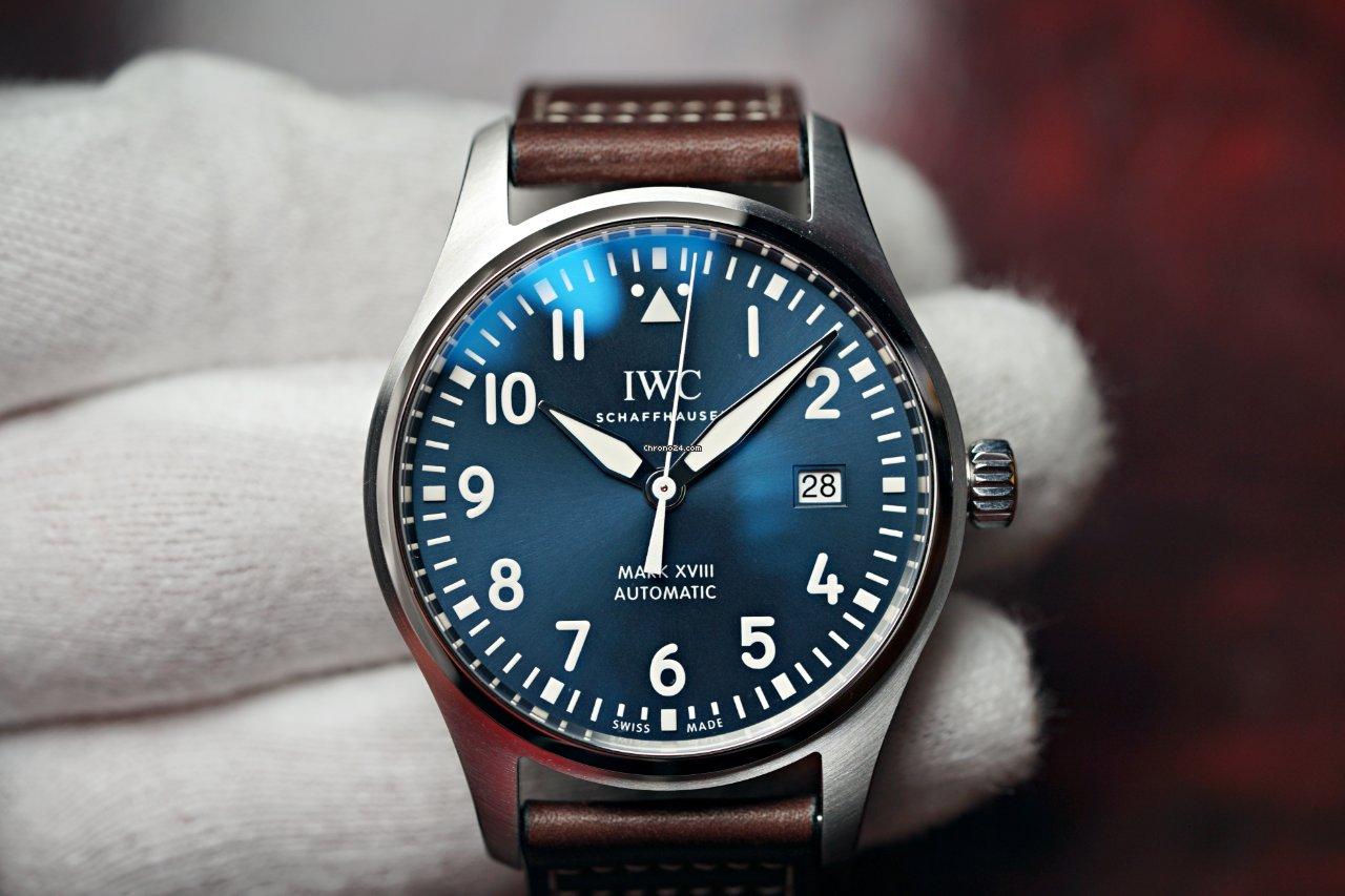 IWC Pilot Mark IW327010 2021 new