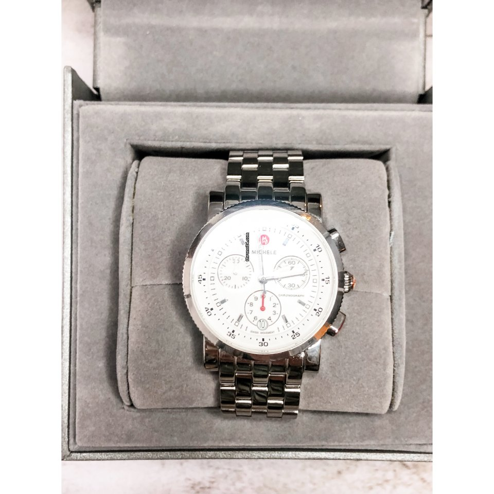 Michele Sport Sail MW01C00D9001 2011 pre-owned