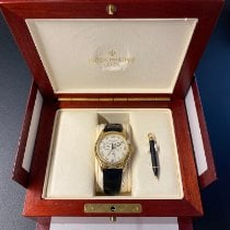 Patek Philippe Yellow gold Automatic 37mm pre-owned Annual Calendar