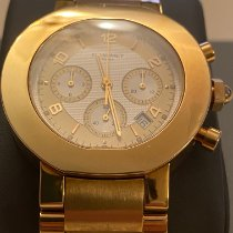 Chaumet Yellow gold 40mm Automatic pre-owned United States of America, California, Los Angeles