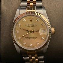 Rolex Datejust 31 Steel 31mm Champagne No numerals United States of America, California, Ca