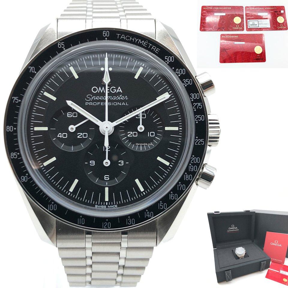 Omega Speedmaster Professional Moonwatch 310.30.42.50.01.002 2021 gebraucht