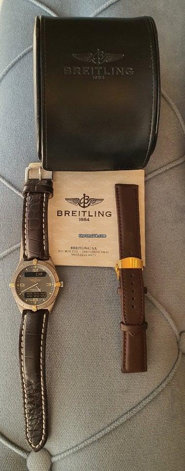 Breitling Aerospace F56059 tweedehands