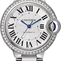 Cartier Ballon Bleu new Automatic Watch with original box and original papers W4BB0023
