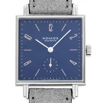 NOMOS Tetra new Manual winding Watch with original box and original papers 450