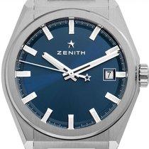 Zenith Defy Titanium 41mm Blue
