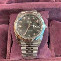 Rolex Datejust 126334 Novo Bjelo zlato 41mm Automatika