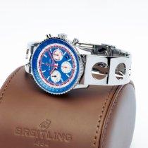 Breitling Navitimer 1 B01 Chronograph 43 Acero 43mm Azul Sin cifras España, Barcelona