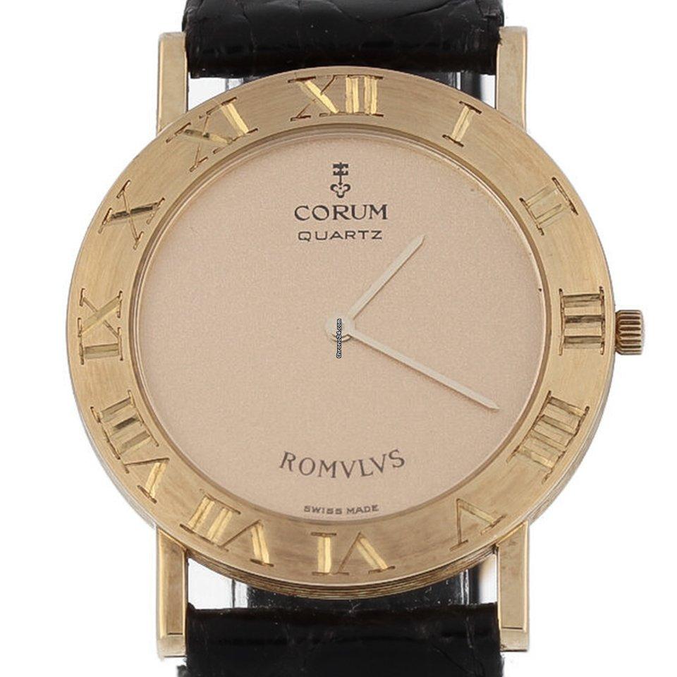 Corum Romvlvs pre-owned