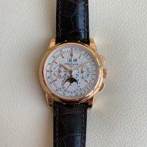 Patek Philippe 5970R-001 Roséguld Perpetual Calendar Chronograph 40mm begagnad