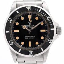 Rolex Submariner (No Date) Steel 40mm Black No numerals South Africa, Johannesburg