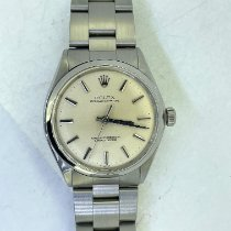 Rolex Oyster Perpetual 34 Steel 34mm Silver No numerals Singapore, Singapore