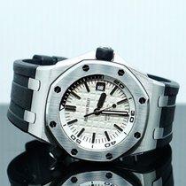 Audemars Piguet Royal Oak Offshore Diver 15710ST.OO.A002CA.02 Very good Steel 42mm Automatic