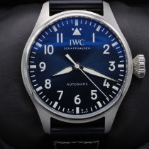 IWC Big Pilot new 2021 Watch with original box and original papers IW329303