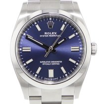 Rolex Oyster Perpetual nuevo 2021 Automático Reloj con estuche y documentos originales 126000