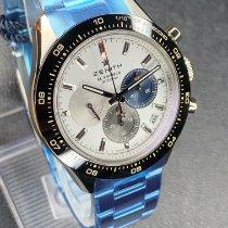 Zenith Chronomaster Sport Steel 41mm White No numerals