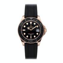 Rolex Yacht-Master 37 Rose gold 37mm Black No numerals United States of America, Pennsylvania, Bala Cynwyd