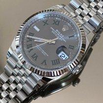 Rolex 126234 Acciaio 2021 Datejust 36mm nuovo Italia