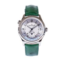 Jaeger-LeCoultre Master Geographic Steel 39mm United States of America, Florida, Hallandale Beach