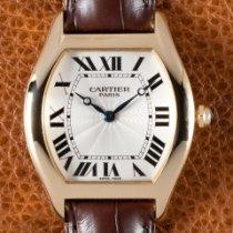 Cartier Tortue Or jaune Argent