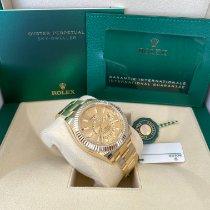 劳力士天空居住者黄金42mm黄金阿拉伯数字美利坚合众国,新泽西,托托瓦