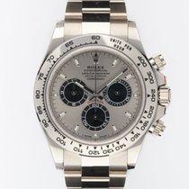 Rolex Daytona 116509 New White gold 40mm Automatic