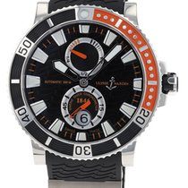Ulysse Nardin Maxi Marine Diver new 2018 Automatic Watch with original box and original papers 263-90-3/92