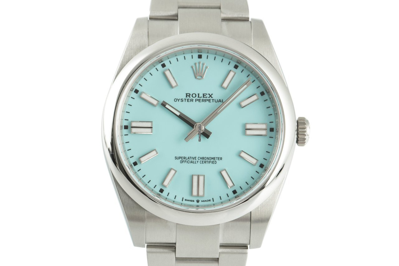 Rolex Oyster Perpetual 124300 2021 usados