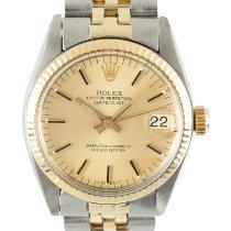 Rolex Datejust 31 Oro/Acciaio 31mm Oro