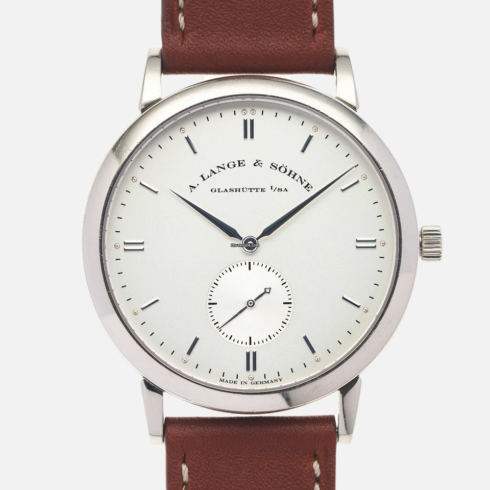 A. Lange & Söhne Saxonia 216.026 2010 pre-owned