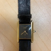 Cartier Tank Vermeil Yellow gold 20mm Champagne United States of America, Florida, Naples
