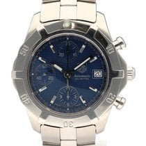 TAG Heuer CN2112-0 Steel Aquagraph 40mm pre-owned