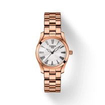 Tissot T-Wave Steel 30mm Mother of pearl Roman numerals United States of America, Florida, Sarasota