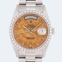 Rolex Day-Date Платина 36mm Без цифр