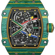 Richard Mille RM67-02 Carbon RM 67 38.7mm new United States of America, Florida, Miami