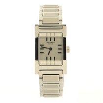Hermès Tandem Steel 19mm Silver United States of America, New York, New York