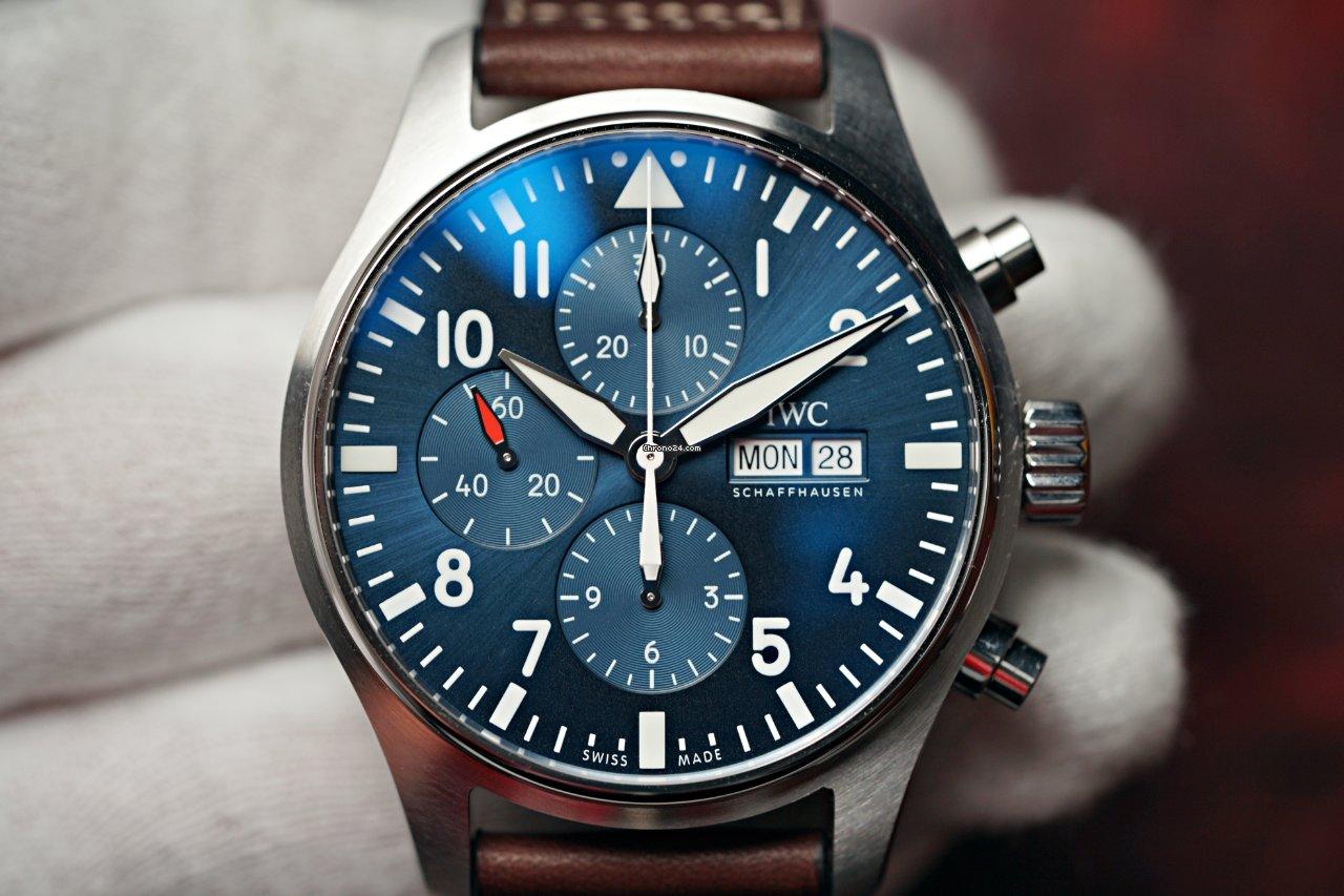 IWC Pilot Chronograph IW377714 2021 new