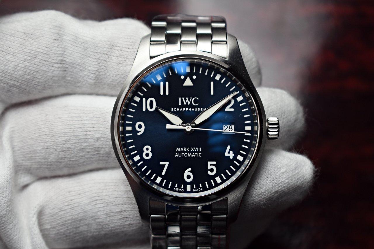IWC Pilot Mark IW327016 2021 new