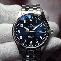 IWC Pilot Mark Steel 40mm Blue Arabic numerals United States of America, Florida, Orlando