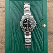 Rolex GMT-Master II 116710LN Good Steel 40mm Automatic