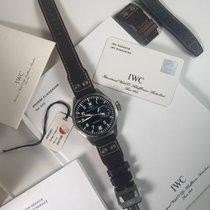 IWC Big Pilot Steel 46mm Black Arabic numerals United Kingdom, Fareham