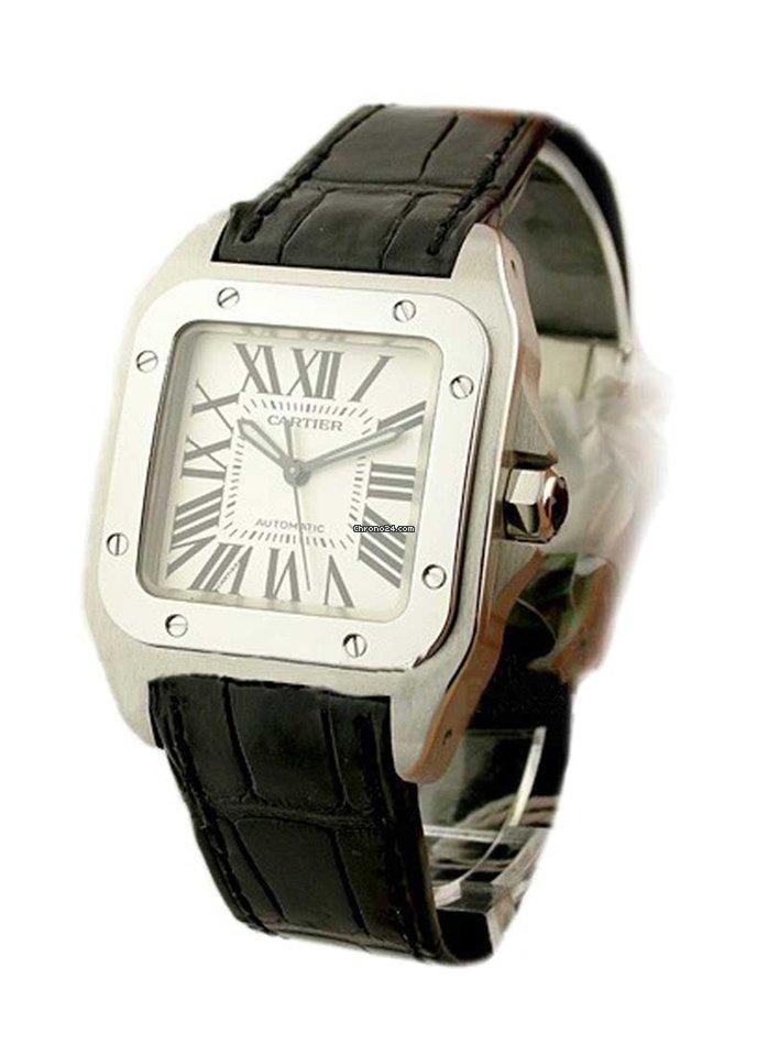 Cartier Santos 100 W20073X8 gebraucht