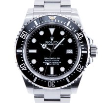 Rolex 116600 Staal 2016 Sea-Dweller 4000 40mm tweedehands