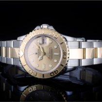 Rolex 169623 Goud/Staal 2005 Yacht-Master 29mm tweedehands