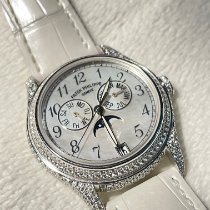 Patek Philippe Annual Calendar White gold 37mm Mother of pearl Australia, NORTH WILLOUGHBY