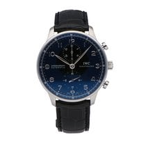 IWC Steel 41mm Automatic IW371401 pre-owned