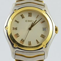 Ebel Золото/Cталь Classic 41mm подержанные